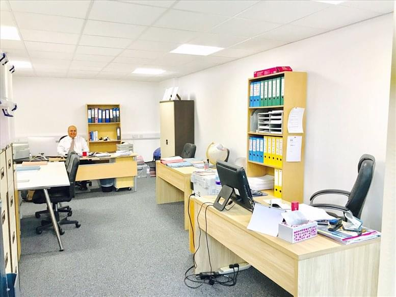 Photo of Office Space on Stanmore Business & Innovation Centre, Howard Road, Stanmore Edgware
