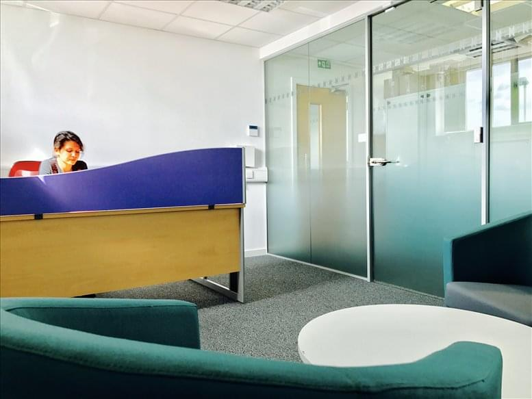 Stanmore Business & Innovation Centre, Howard Road, Stanmore Office for Rent Edgware
