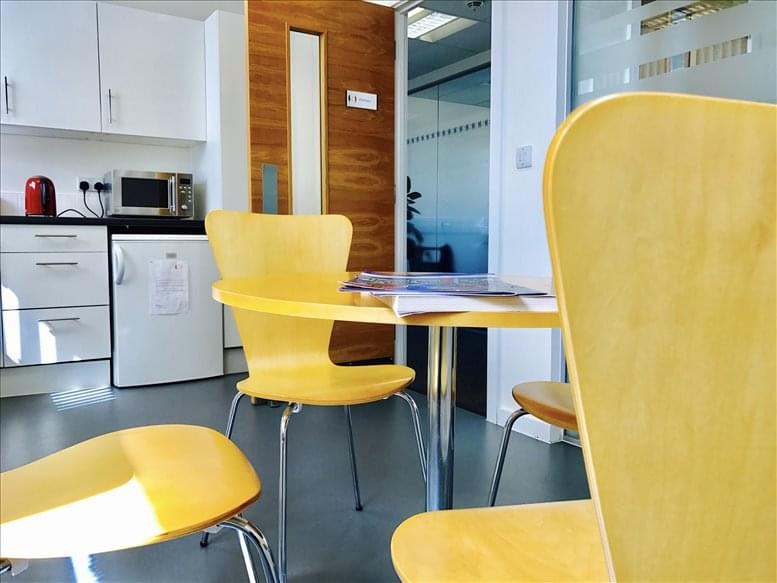 Picture of Stanmore Business & Innovation Centre, Howard Road, Stanmore Office Space for available in Edgware