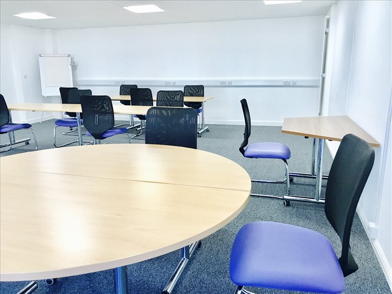 Image of Offices available in Edgware: Stanmore Business & Innovation Centre, Howard Road, Stanmore