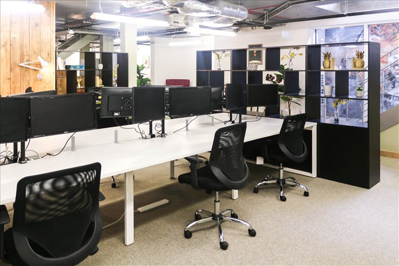 Photo of Office Space available to rent on 20-22 Wenlock Road, Hoxton, Old Street