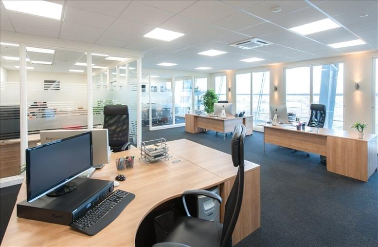 Photo of Office Space on CEME Launchpad Centre, Marsh Way - RM13