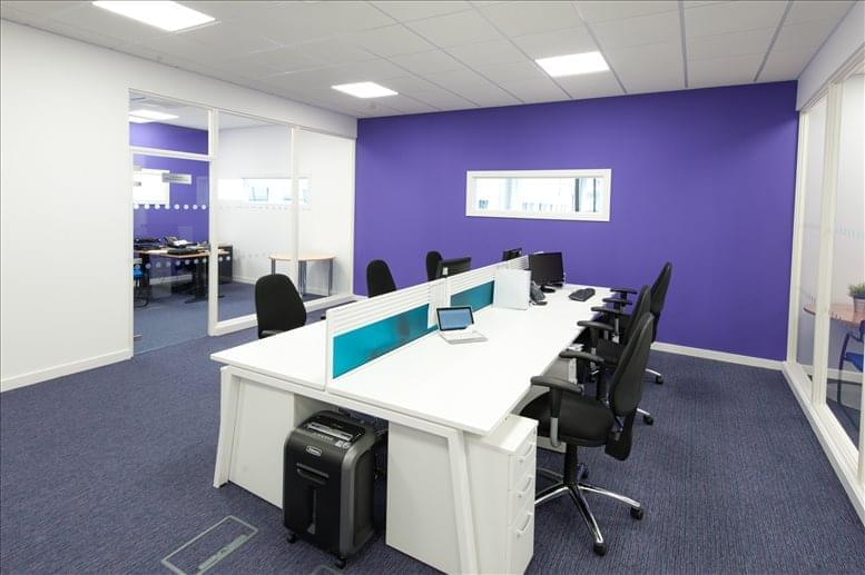 Image of Offices available in Rainham: CEME Launchpad Centre, Marsh Way