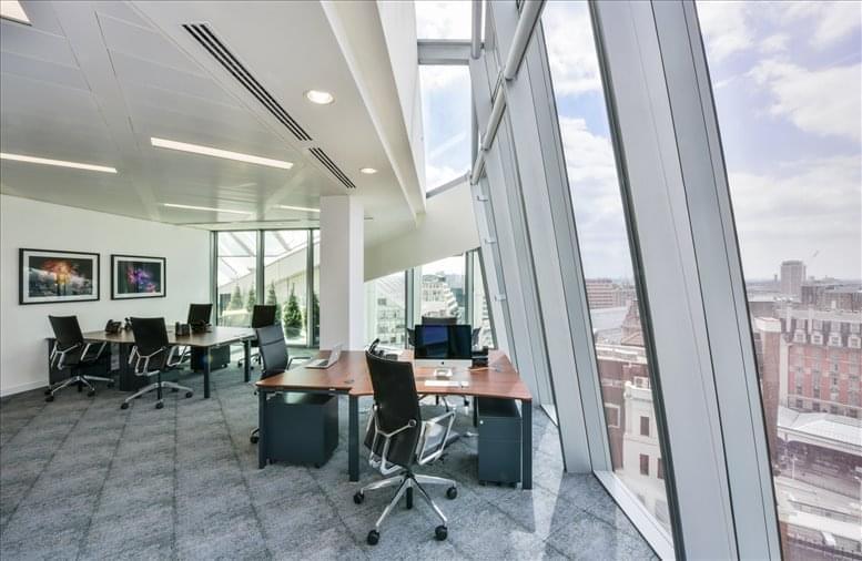 Nova South, 160 Victoria Street Office Space Victoria