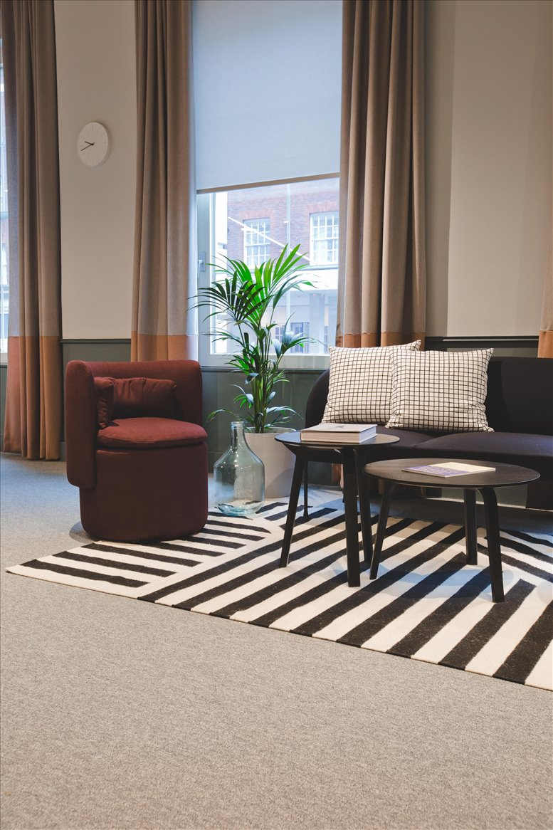 Victoria Office Space for Rent on Thomas House, 84 Eccleston Square