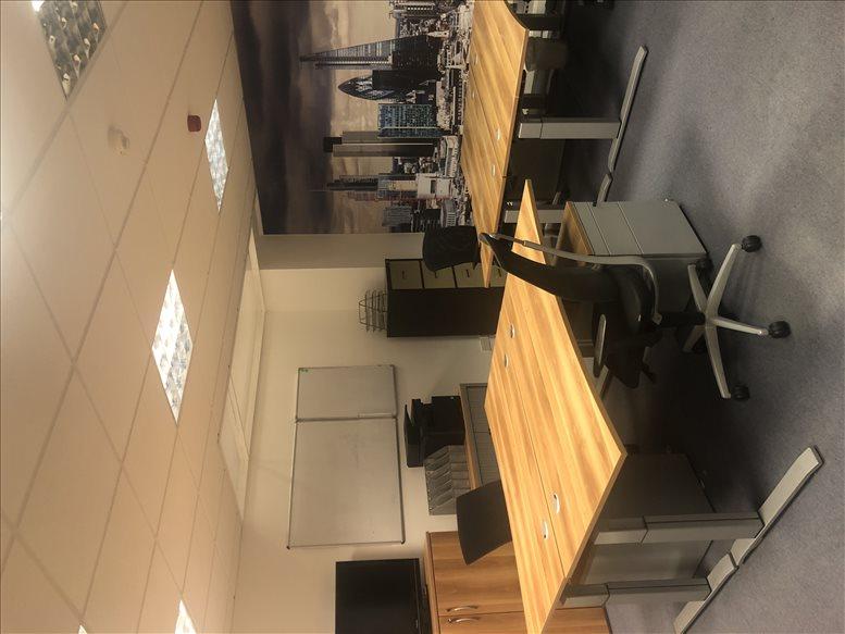 Photo of Office Space on 1 Royal Oak Yard Bermondsey