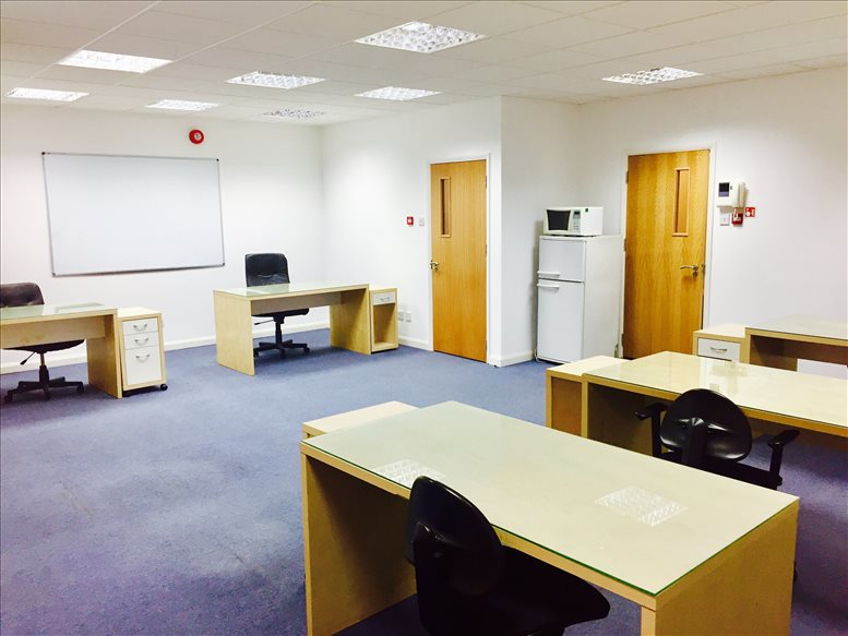 Picture of 1 Royal Oak Yard Office Space for available in Bermondsey