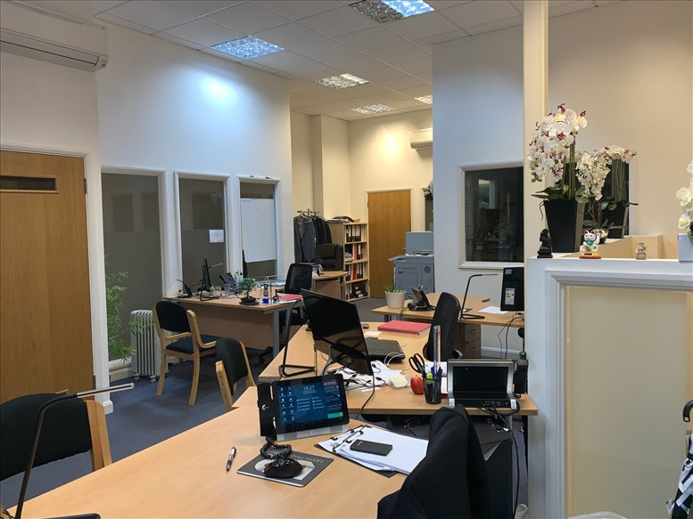 Bermondsey Office Space for Rent on 1 Royal Oak Yard