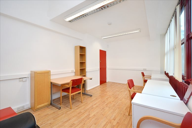 Office for Rent on Skyline Business Village, Limeharbour, Isle of Dogs Canary Wharf