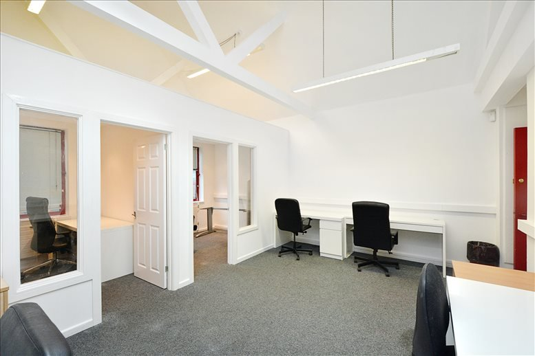 Rent Canary Wharf Office Space on Skyline Business Village, Limeharbour, Isle of Dogs
