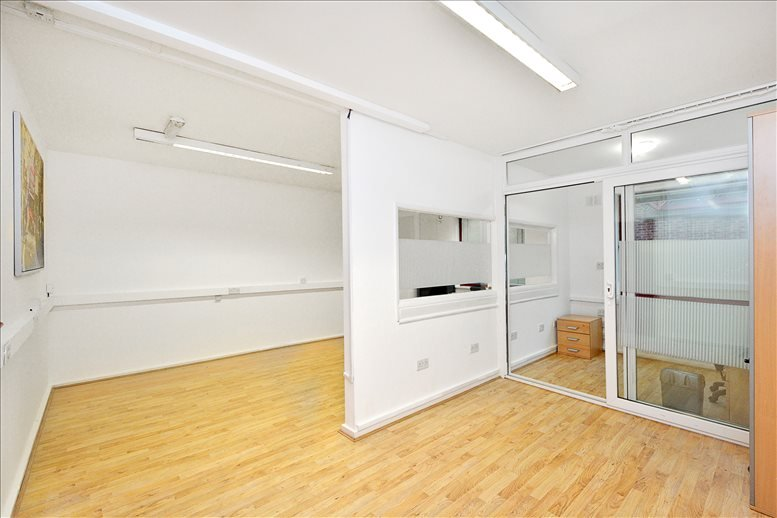 Photo of Office Space on Skyline Business Village, Limeharbour, Isle of Dogs Canary Wharf
