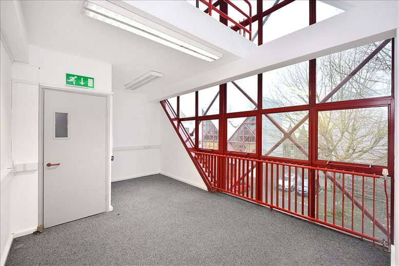 Picture of Skyline Business Village, Limeharbour, Isle of Dogs Office Space for available in Canary Wharf