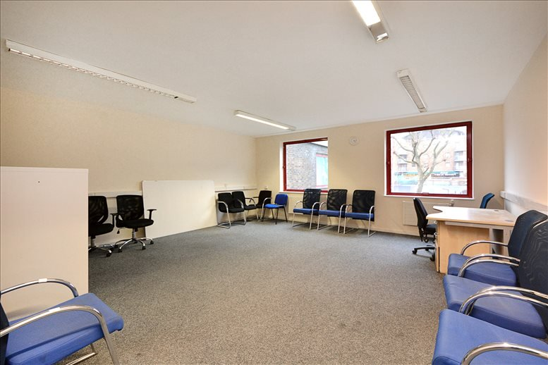 Photo of Office Space available to rent on Skyline Business Village, Limeharbour, Isle of Dogs, Canary Wharf