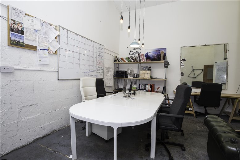 Picture of Autumn Yard, Autumn Street, Hackney Wick Office Space for available in Stratford