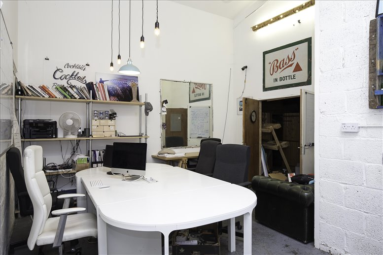 Image of Offices available in Stratford: Autumn Yard, Autumn Street, Hackney Wick