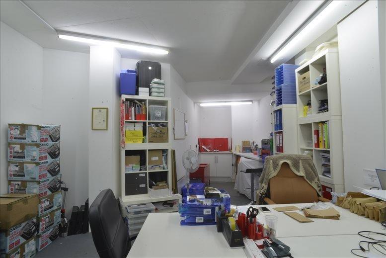 3-5 Dunston Road,  Haggerston Office Space Hackney