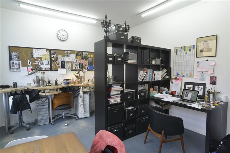Photo of Office Space on 3-5 Dunston Road,  Haggerston Hackney
