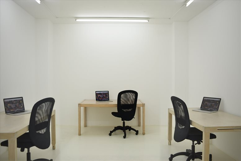 Image of Offices available in Hackney: 3-5 Dunston Road,  Haggerston