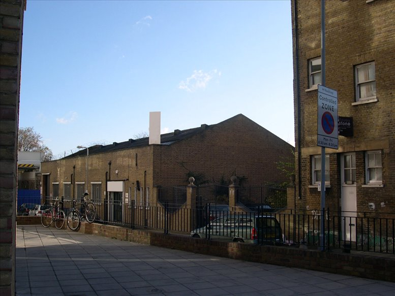 Excel Building, 6-16 Arbutus Street, Haggerston Office Space Hoxton