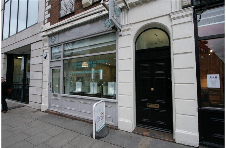 112 Clerkenwell Road, London Office Space Farringdon