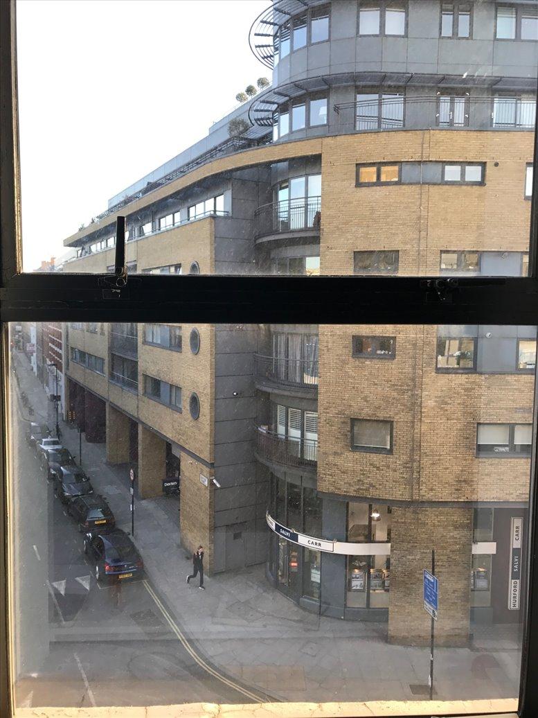 Photo of Office Space on 112 Clerkenwell Road, London Farringdon