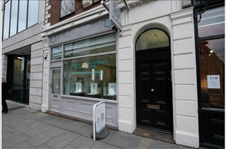 Photo of Office Space on 112 Clerkenwell Road, London - Farringdon
