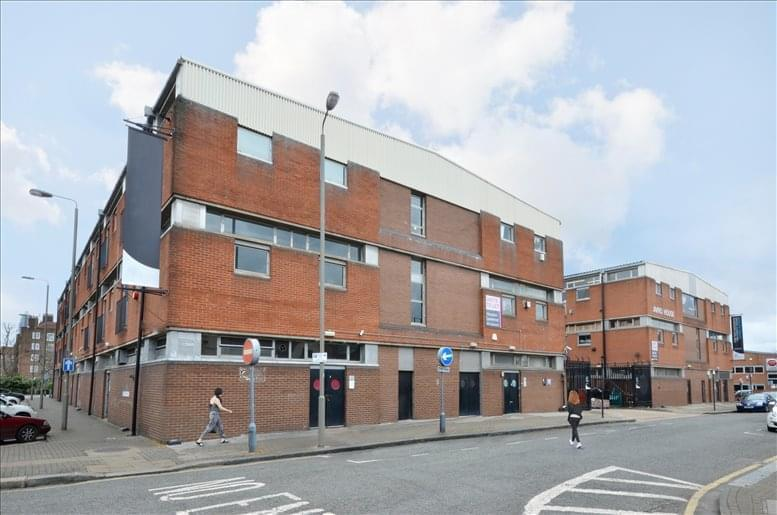 Picture of Avro House & Hewlett House, Havelock Terrace Office Space for available in Battersea
