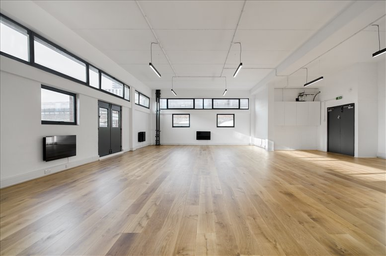 Image of Offices available in Battersea: Avro House & Hewlett House, Havelock Terrace
