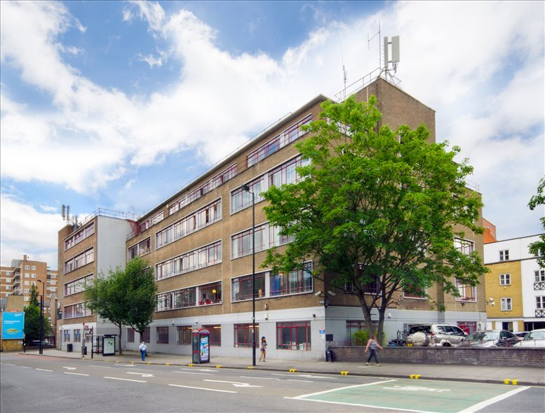 Office for Rent on Leroy House, 436 Essex Road, Islington Islington
