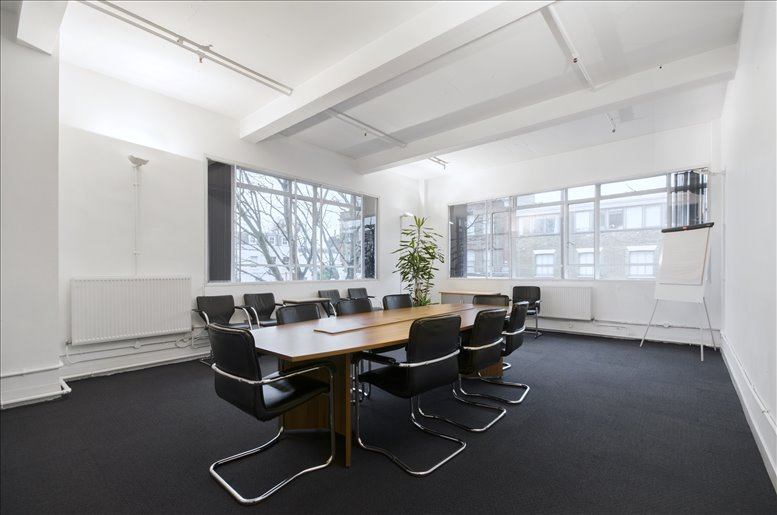 Islington Office Space for Rent on Leroy House, 436 Essex Road, Islington