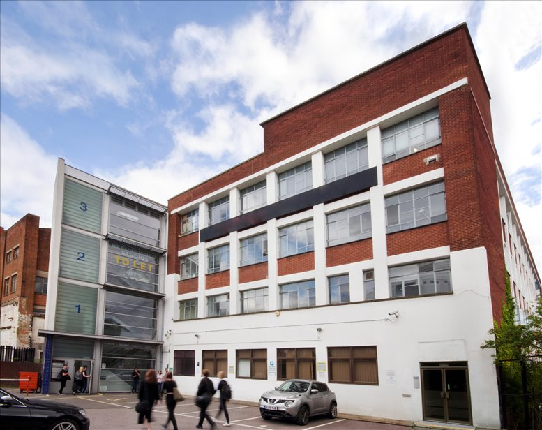 Parma House, Clarendon Road, Wood Green Office Space Haringey