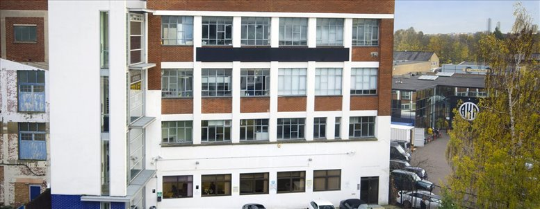 Photo of Office Space on Parma House, Clarendon Road, Wood Green Haringey