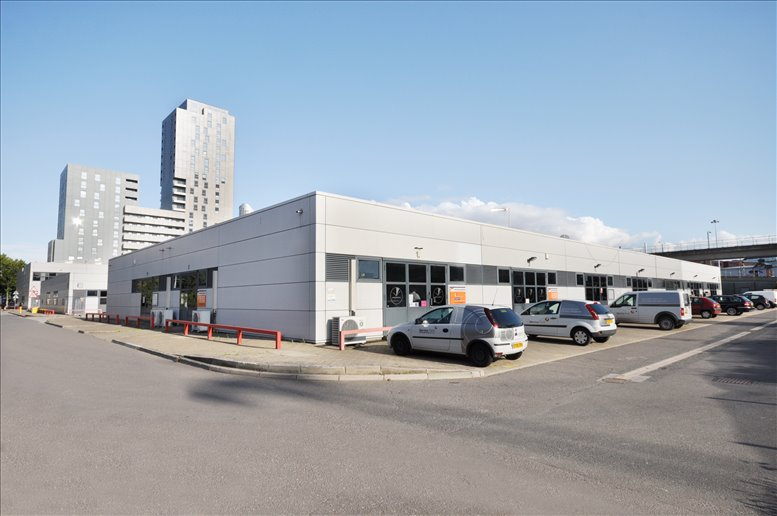 Photo of Office Space on Poplar Business Park, 10 Prestons Road, Docklands - E14