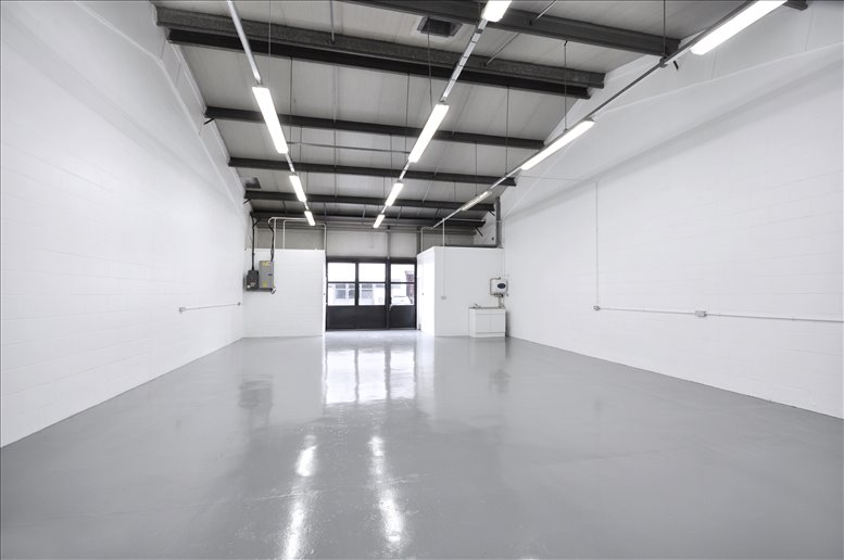 Image of Offices available in Docklands: Poplar Business Park, 10 Prestons Road, Docklands