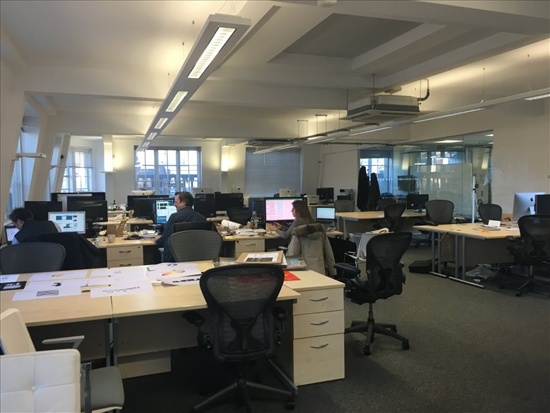 121 Great Portland Street available for companies in Marylebone