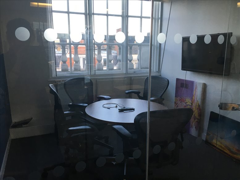 Office for Rent on 121 Great Portland Street Marylebone