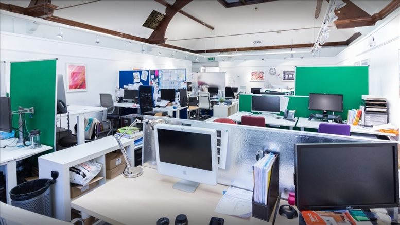 Office for Rent on Wimbletech @ Wimbledon Reference Library, 35 Wimbledon Hill Road Wimbledon