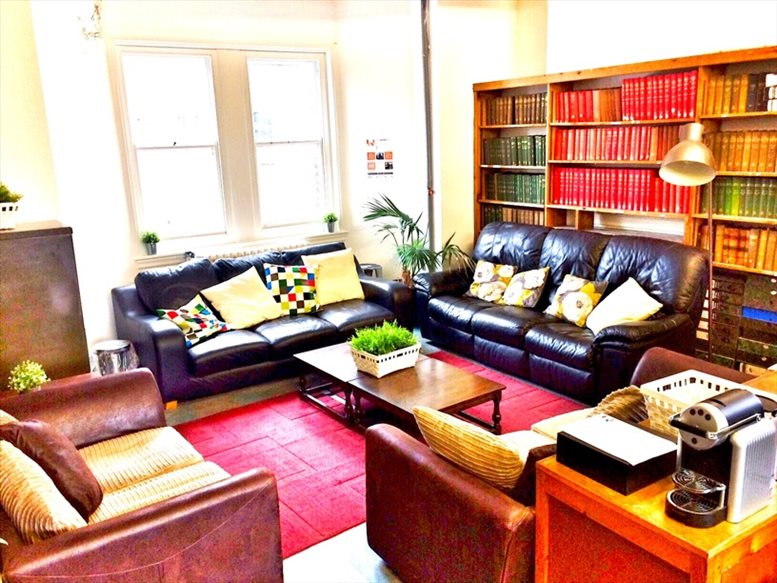 Photo of Office Space on The Workary, Chiswick Library, 1 Dukes Avenue Chiswick