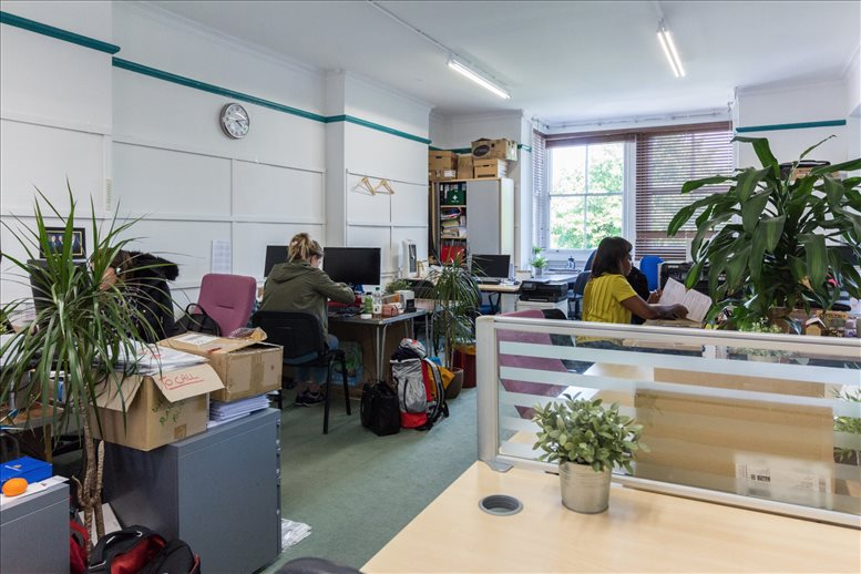 Office for Rent on The Workary, Chiswick Library, 1 Dukes Avenue Chiswick