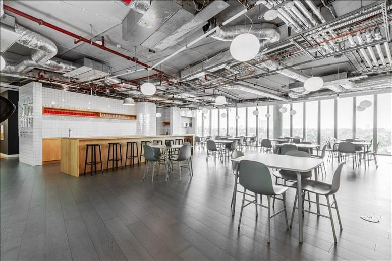 Shepherds Bush Office Space for Rent on 80 Wood Lane, White City