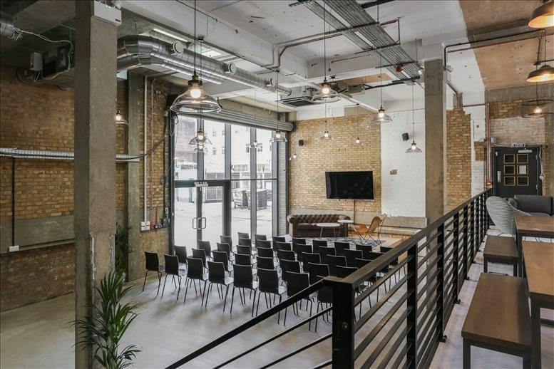 Image of Offices available in Shoreditch: 25 Luke Street, Hackney