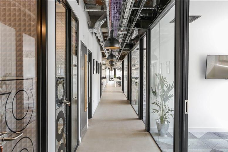 Rent Shoreditch Office Space on 25 Luke Street, Hackney
