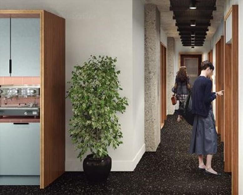 Office for Rent on York House, 221 Pentonville Road Kings Cross