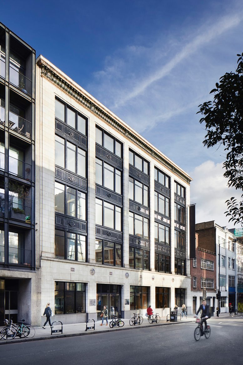 338-346 Goswell Road Office Space Angel
