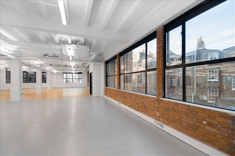 Picture of 338-346 Goswell Road Office Space for available in Angel