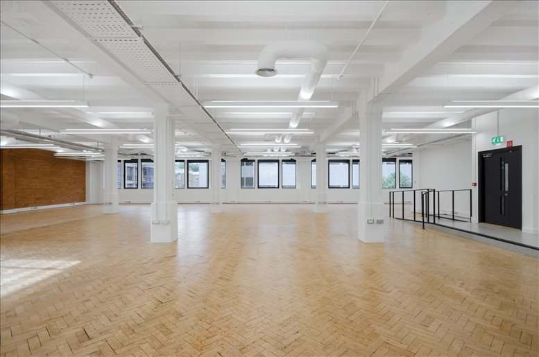 Angel Office Space for Rent on 338-346 Goswell Road