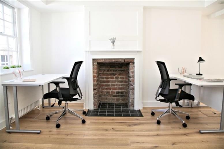 80 Berwick Street Office for Rent Soho