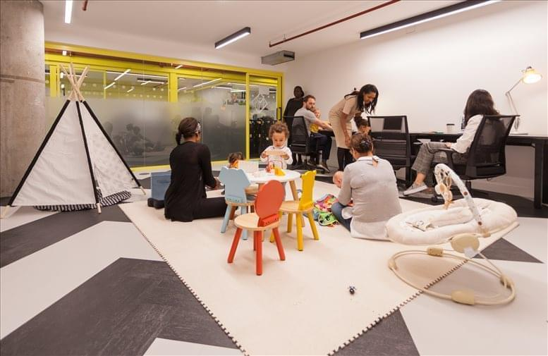 Shepherds Bush Office Space for Rent on The Mediaworks Building, White City Place, Dorando Close