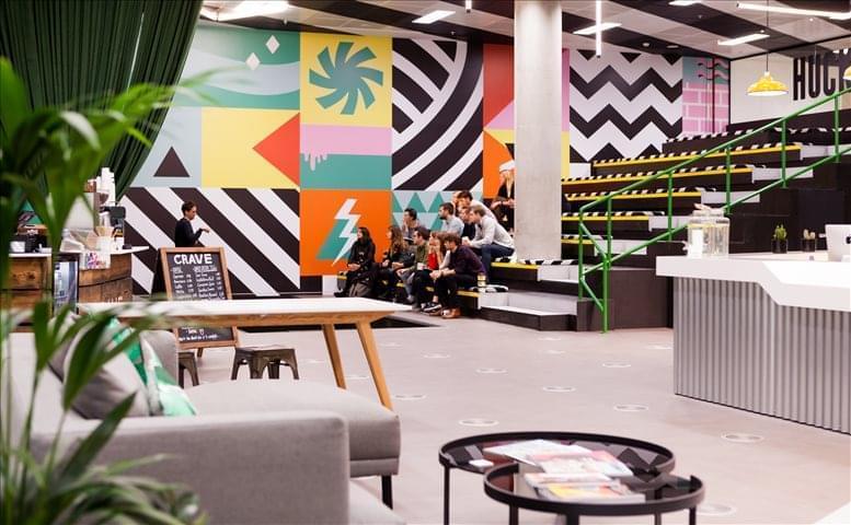 The Mediaworks Building, White City Place, Dorando Close Office for Rent Shepherds Bush