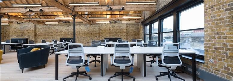 36 Southwark Bridge Road Office Space Southwark